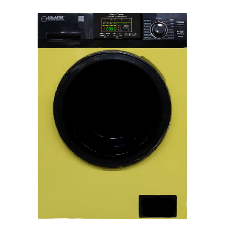 Super Combo Washer Dryer <br> Yellow Spring 2021