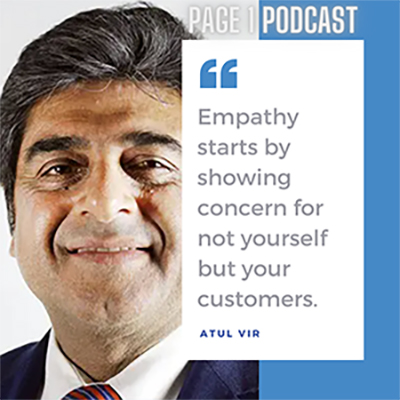 Podcast Atul VIr and Luke Peters - Retail Band