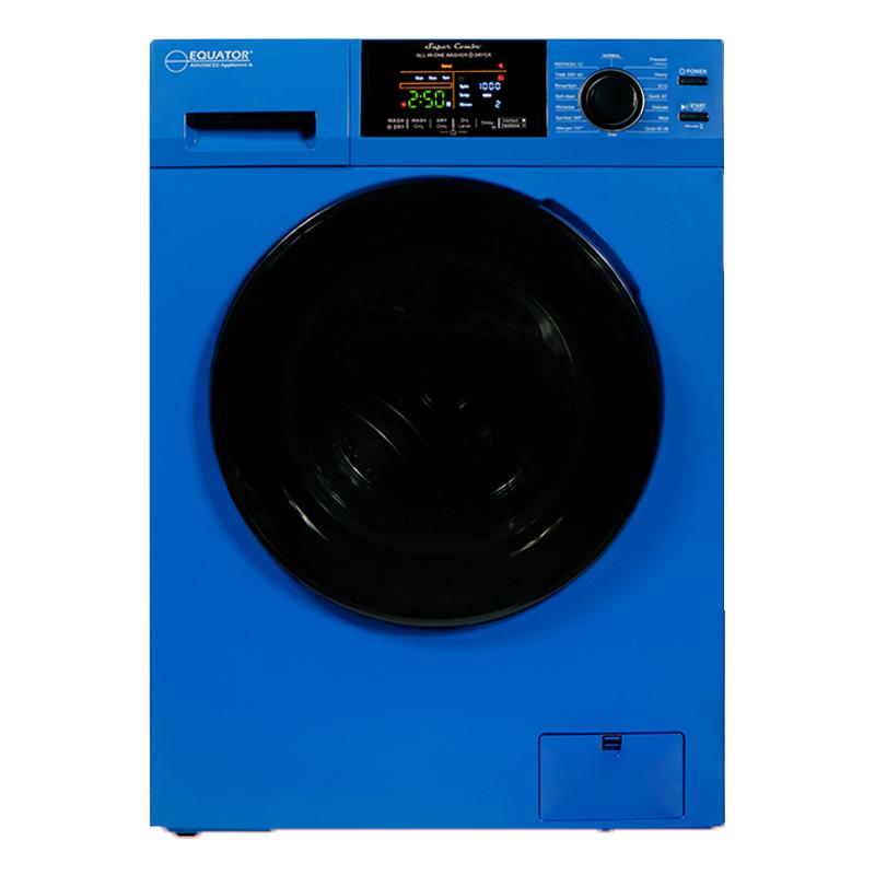 Super Combo Washer Dryer<br>  Light Blue 2021