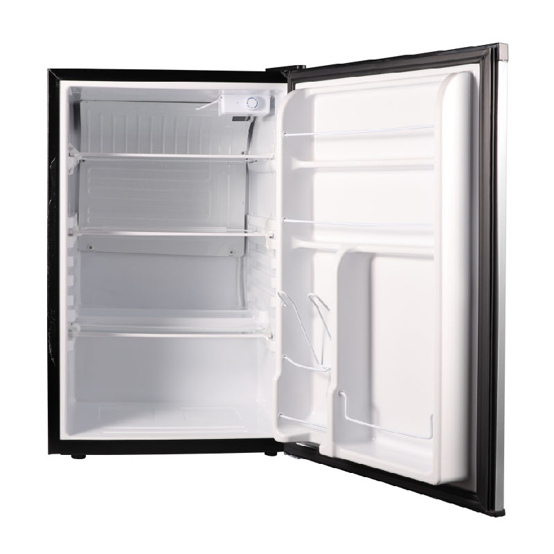 Conserv 4.5 cu. Ft. Compact Refrigerator-Stainless, Reversible Door