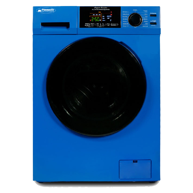 Super Combo Washer-Dryer <br> XL 18 lbs Blue