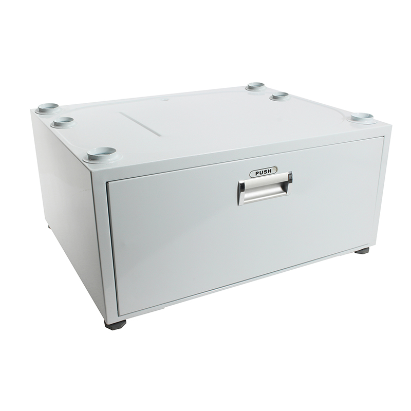 Equator Laundry Pedestal with Drawer