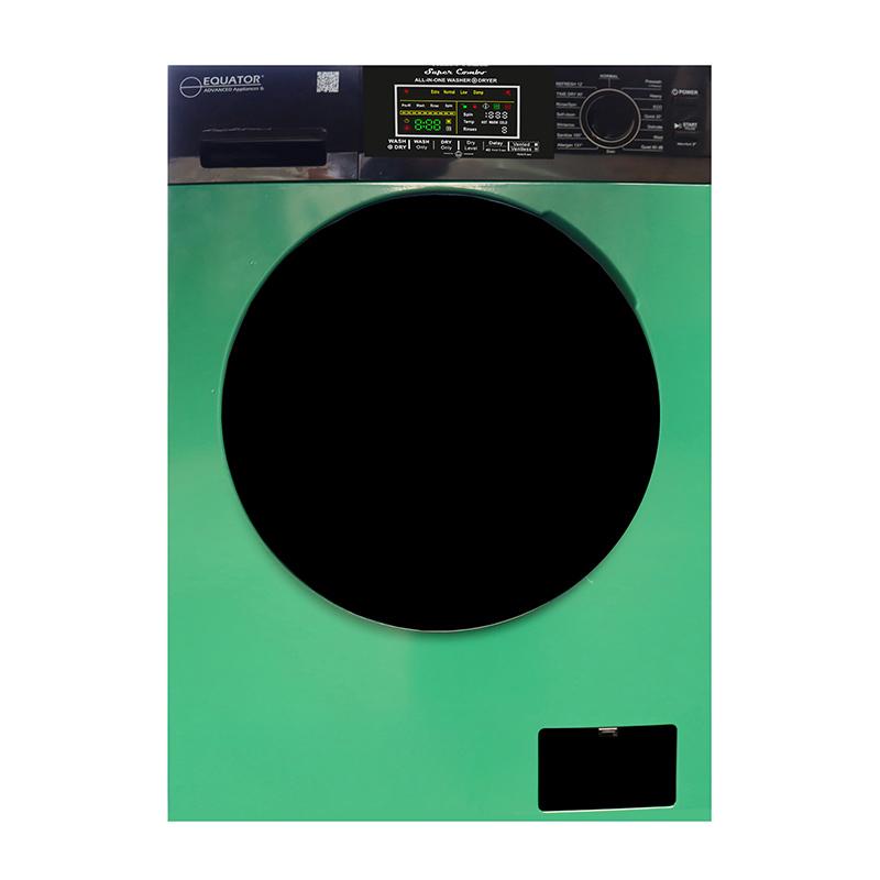 Super Combo Washer Dryer<br> Green Summer 2021