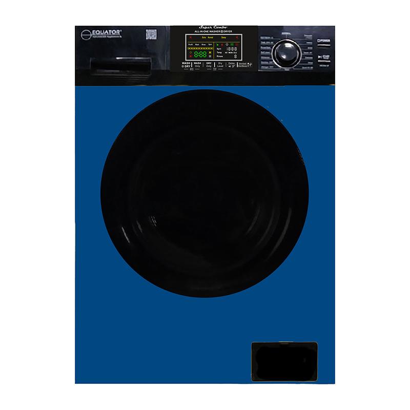 Super Combo Washer Dryer <br> Dark Blue Winter 2021