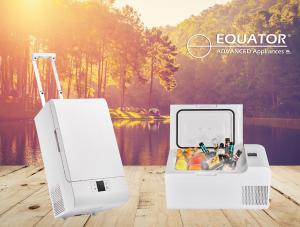 Equator expands its product line to include Portable and Outdoor Appliances